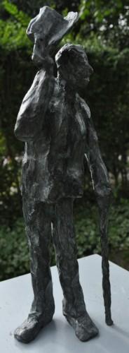 GOEDE MIDDAG, Brons 32 cm